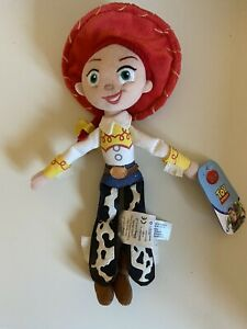 Official Disney store Toy Story Jessie Plush Soft Toy Doll NEW