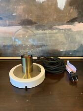 Threshold Target Arcadia Globe Bulb with Vintage Light Wall or Table Lamp Corded