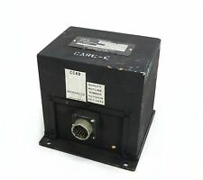 Barber Colman SYLZ7561-4 Remote positioning control box for Helicopter CH-47D