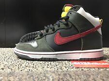 Nike Dunk High Premium SB 313171 361 6 Boba Fett star wars what denim supreme