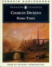 Hard Times by Charles Dickens Audiobook (1996, Cassette, Abridged)