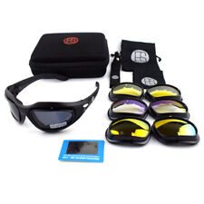 C5 Polarized Glasses Military Fans Bulletproof Tactical Night Vision Goggles