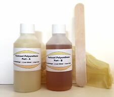Fastcast de resina de poliuretano 200g Rápido Fundición de plástico líquido bajo el olor.