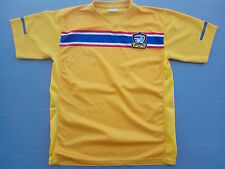 THAILAND NATIONAL FOOTBALL SOCCER JERSEY SHIRT CHEST 43in 110cm 2010-2012 HOME