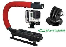 Sports Vivitar Action Mount Stabilizing Bracket For GoPro HERO3 Hero 3 3+