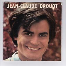 EP 45 TOURS JEAN CLAUDE DROUOT CHANSON POUR BARBARA en 1965 DISQUES MOULOUDJI