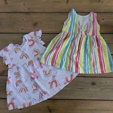 DRESS 12-18 Months ZARA BABY Next Rainbow Bundle VGC