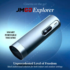 JmGO Explorer | Portable Smart Projector | Much Superior than any Nebula Capsule