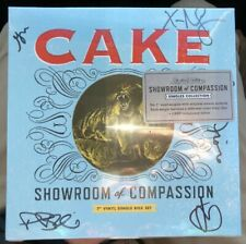 Cake Signed Box set Showroom Of Compassion By Entire Band Ltd Edition Sold Out