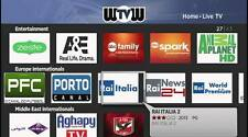 WOW TV FOR Android TV Box and Roku 400 Private Channel HD Live TV Best Service