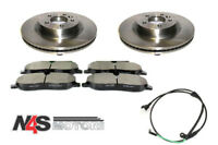 LAND ROVER DISCOVERY 3 & 4 FRONT BRAKE DISC UPGRADE KIT. PART- N4S 082