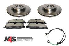Land Rover Discovery 1 200tdi 300tdi avant et arrière disques de frein solide /& kit de plaquettes