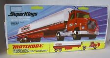 Repro Box Matchbox SuperKings K-16 Ford LTS Articulated Tanker