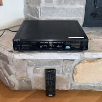 Tested Sony DVP-C670D 5 Disc DVD/CD Player Changed + Remote Dolby Digital 5.1Ch