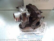 Turbolader Mazda 6 2,0D 105kW Kombi BJ.2007 IHI RF7J VJ360704 16084M