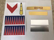 NEW Mini Goldorak/Grendizer  Shogun Warriors - Sticker Decals - VINYL
