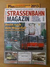 Tranvía Revista, 1/2013