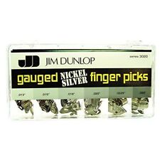 Dunlop 3020 Finger Pick Assortment