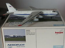Herpa 510707  Antonov AN-124(U) Aeroflot RA-82012 in 1:500