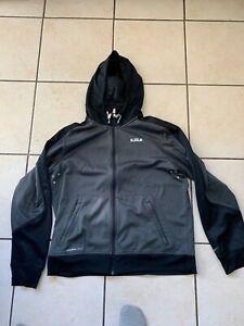 Nike Lebron James  Circuitry Hero Full Zip Therma Fit hoodie