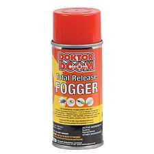 Doktor Doom Total Release Fogger 3 oz *12 Pack* -insect control mite 3 oz