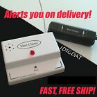 MAIL CHIME Mailbox Alert Wireless Box Motion Sensor Notify Audio Alarm LED USPS