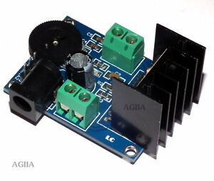 DC 6 to 18V TDA7297 Power Amplifier Module Double Channel 10-50W - UK seller