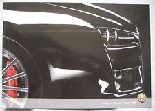 2008 Alfa Romeo 159 Accessories Brochure