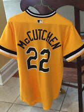 Majestic MLB Youth Pittsburgh Pirates Andrew McCutchen #22 Cool Base