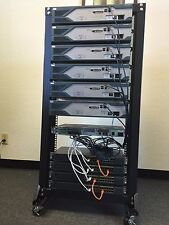 Cisco CCNA CCNP CCIE R&S LAB  KIT   FREE 24U RACK