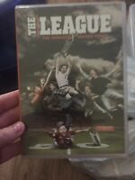 The League The Complete Season Three DVD 2 Disc Set