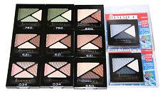 11 x Rimmel Glam Eyes Trio and Quad Eyeshadow | RRP £69| Wholesale Cosmetics