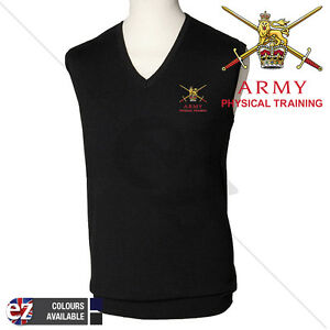 Physical Training - Short Sleeve Jumper - Tank Top