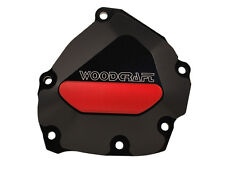 YAMAHA R1 2009-2014 WOODCRAFT RHS ENGINE IGNITION TRIGGER COVER WITH SKID PAD