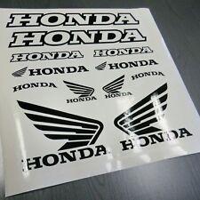 +++ HONDA - Aufkleberset 12-teilig - alle Farben +++