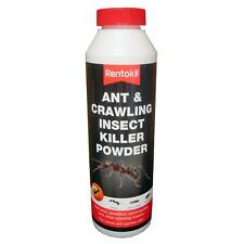 Rentokil Ant & Crawling Insects Killer Powder Cockroach Home Pest Control - 300g