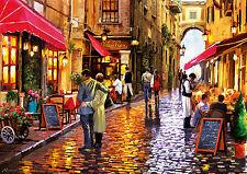 PUZZLE 8000 PIEZAS teile pieces CAFE STREET EDUCA 16788