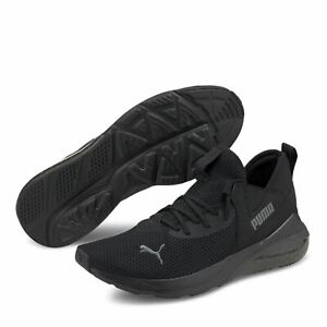 Puma Cell Vive Sneakers Mens Gents Runners Laces Fastened Padded Ankle Collar