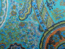 Italian Silk / Linen 100%, 'Tesino' (1.60 metre piece) dress fabric, scarves,