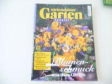 * Zeitschrift MEIN SCHÖNER GARTEN Spezial Nr. 53 BLUMENSCHMUCK aus dem Garten 97