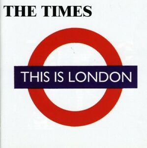 Times - This Is London [New CD] UK - Import