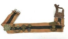 Wwi Canadian Army Veterans Memory Belt