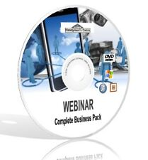 Webinar Complete Pack DVD - Videos, Expert Guides & Many More!