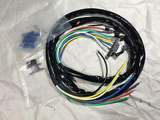 HARLEY big twin 72/81 fx sportster 73/81 LH 48'' wiring harness w/switch