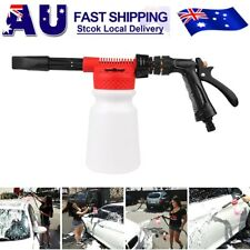 900ML Snow Foam Lance Cannon Pressure Washer Gun Car Foamer Wash Quick Adapter
