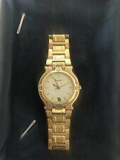Mens 9200 Goldtone Gucci Watch