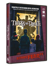 AtmosFX Halloween Beamer Projektions DVD Tricks and Treats Exklusiv