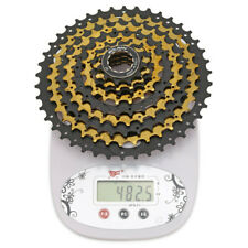 BOLANY MTB 9 Speed Cassette 9V 11-42T Mountain Bike Freewheel 480g  Flywheel Cog