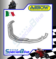 COLLETTORI SCARICO RACING ARROW HONDA CB 600 F HORNET 2003 > 2006 ACCIAIO INOX