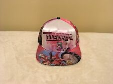 Marvel Gwenpool The Unbelievable Sublimated Snapback Hat